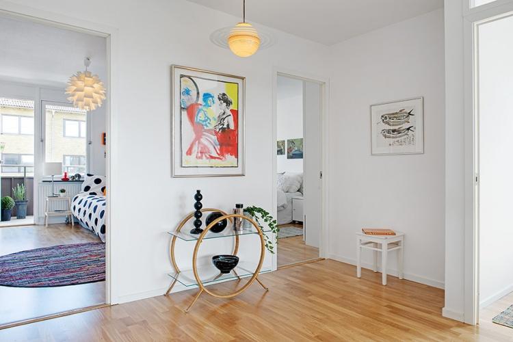 белая квартира,ремонт,фото,4х комнатная,зал,двери,проемы