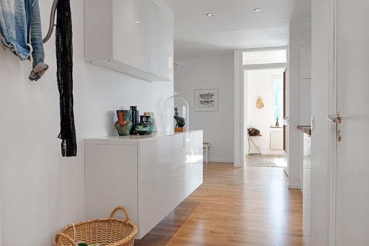 белая квартира,ремонт,фото,4х комнатная,прихожая