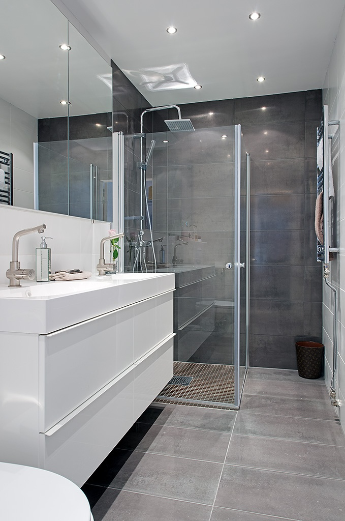 белая квартира,ремонт,фото,4х комнатная,ванная