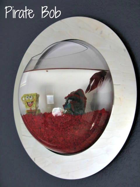губка боб картина в дом