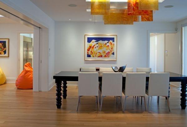 столовая,кухня,оранжевая