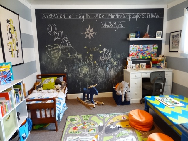 детская комната до и после,ремонт,комната мальчика