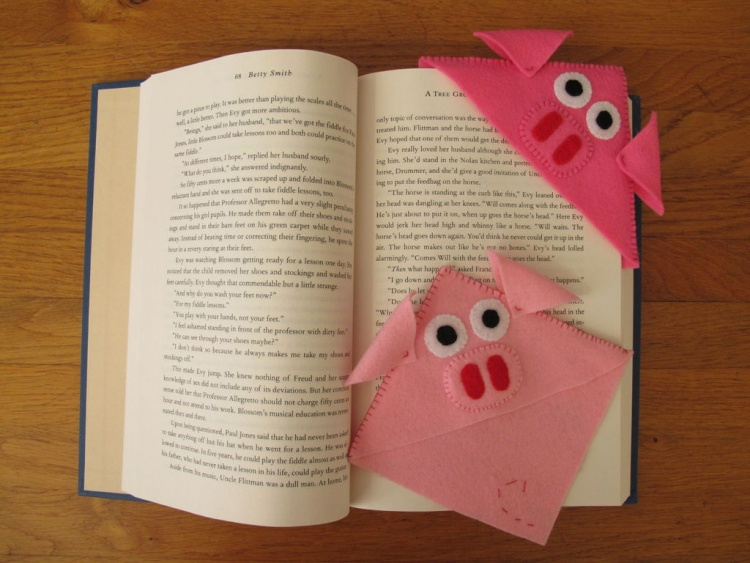 Как сделать поделку книги