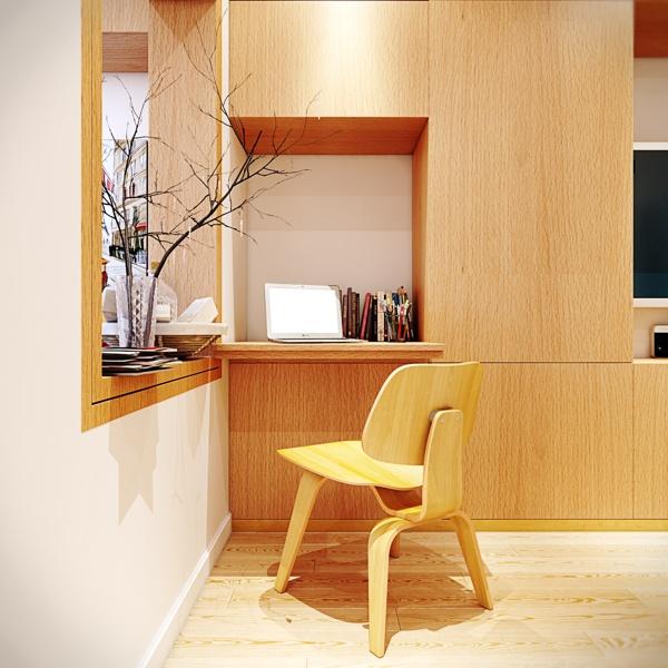 квартира,маленькая,светла,стильная,интерьер,красивая квартира фото