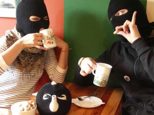 терорризм,чай,набор,сервис