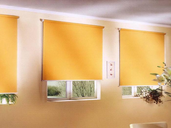 2303-01 Как сделать рулонные шторы своими руками