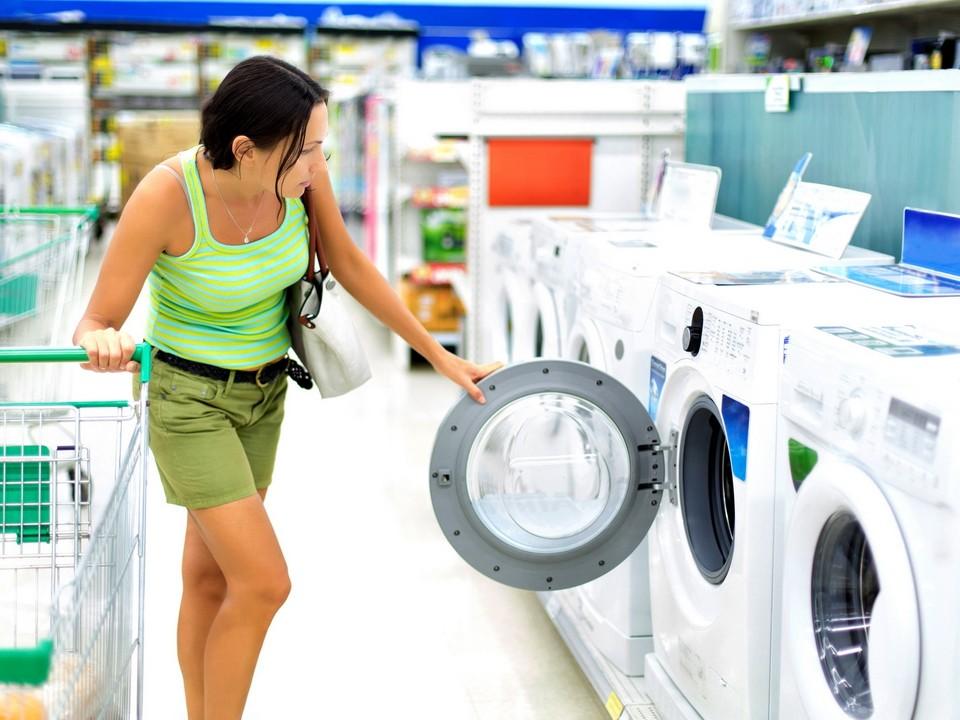 Shopping for a washer and dryer