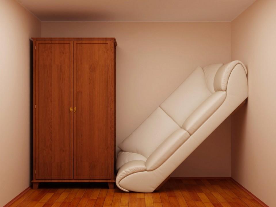 Как Расставить Мебель В Маленькой Комнате - Все Особенности throughout Мебель Для Маленькой Комнаты - Gooblogs