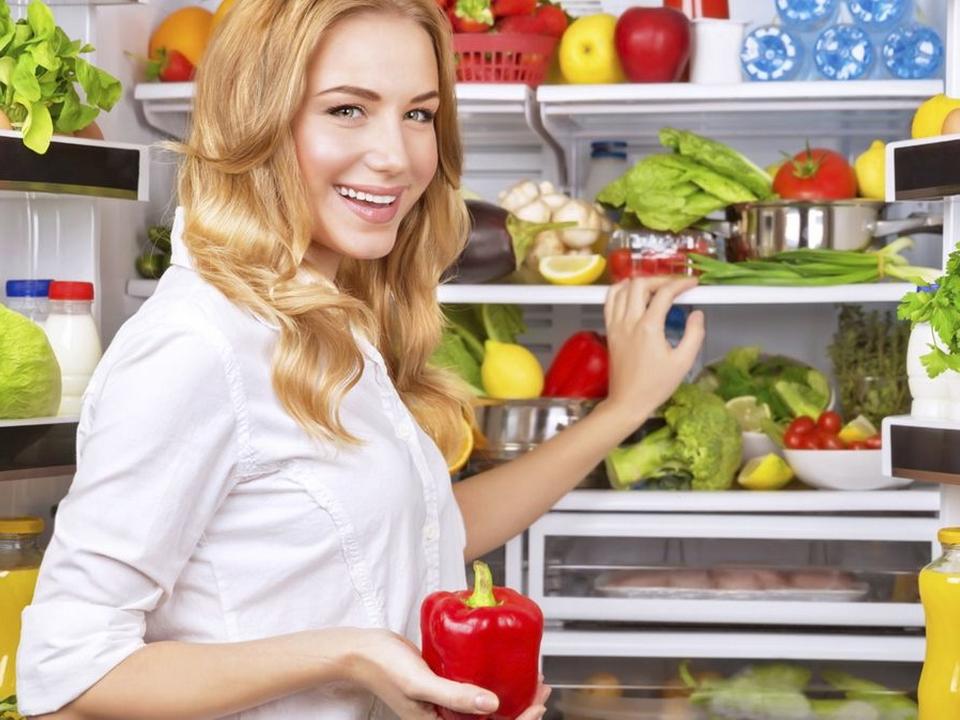 Как раз и навсегда навести порядок в холодильнике