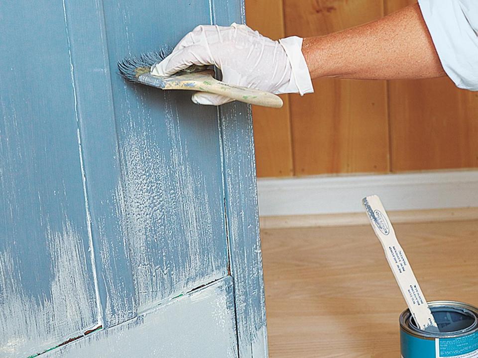 Акриловые краски для дерева можно ли красить деревянную мебель краской на водной основе цвета глянцевых красящих составов для внутренних работ