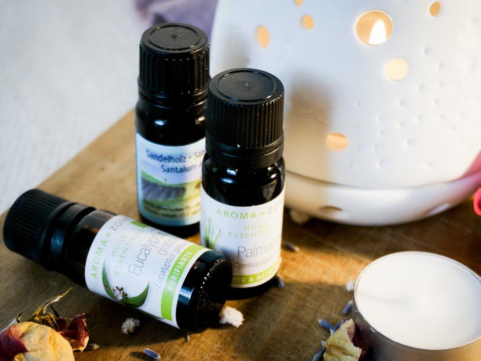 Эфирные масла успокаивающие нервную систему